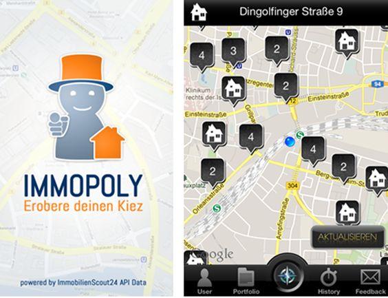 Immopoly: Endlich Makler im eigenen Kiez sein | 16.4.2012