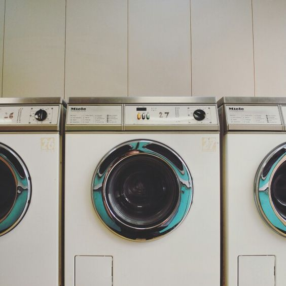 Vintage - Paris - Lavatronic - Washing Machine