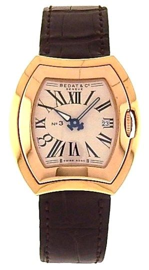 Bedat & Co No.3 Ref. 334 18k Yellow Gold Ladies Watch