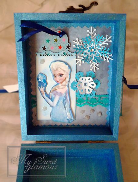 Caja Frozen 3