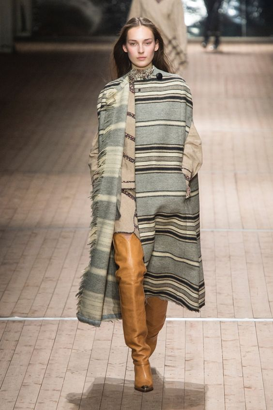 Isabel Marant Fall 2018 Ready-to-Wear Collection - Vogue
