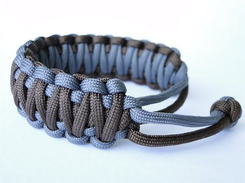 63 How To Make A Mad Max Style 2 Color King Cobra Paracord