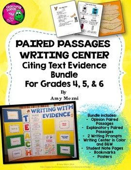 Constructed Responses Require Textual Evidence