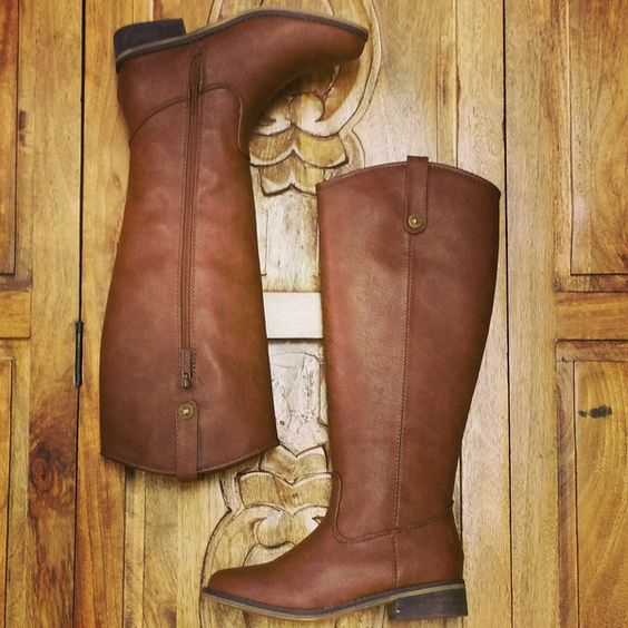 Boho Riding Boots | Spool of Dreams