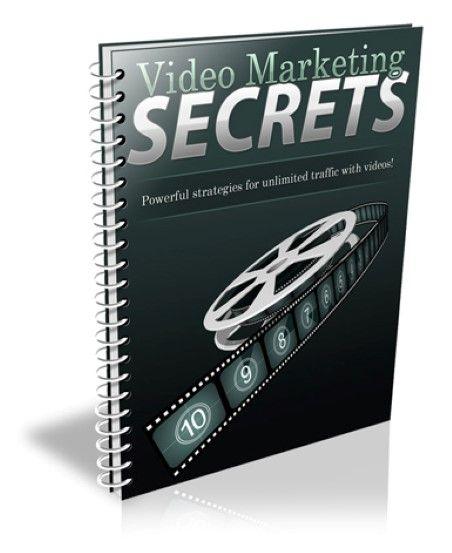 Video Marketing Secrets - http://ebookgoldmine.net/video-marketing-secrets/