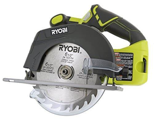 Ryobi P507 6 1 2 Circular Saw Best Price Price Comparison Review Circular Saw Cordless Circular Saw Ryobi