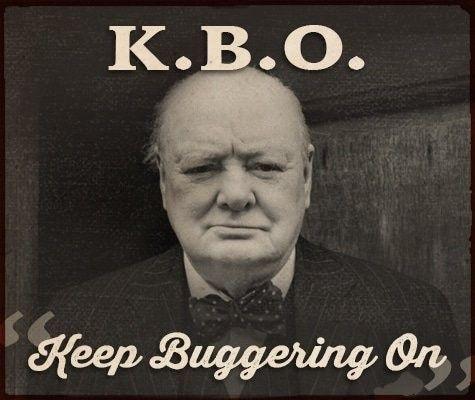 Churchill - KBO | Churchill quotes, Winston churchill quotes ...