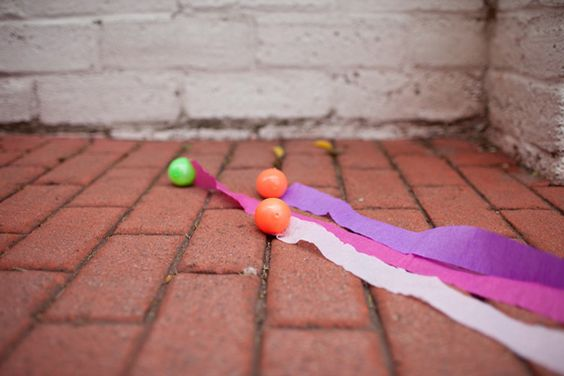 DID THIS...We do something similar for Easter.  You have to find the egg.  There is a ribbon attached to the egg that leads to a hidden gift.  That way, the gifts don't have to be small enough to fit into the egg, but we still have our egg hunt.