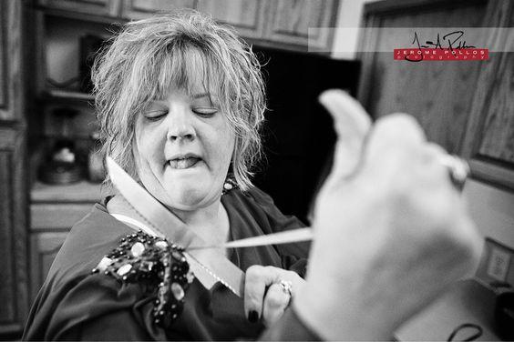 Who needs scissors?  #wedding #idahowedding #idaho