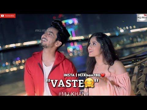 Tumko Apni Me Banalu Reply Vaste Song Mr Faisu Jannat Zubbair Mj Khan Status Video 2019 Youtube Song Status Songs Love Status Whatsapp
