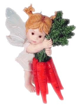 Thanks a Bunch Fairie - From Series One of the My Little Kitchen Fairies collection