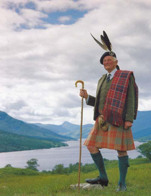 Clan Chief Cameron of Locheil