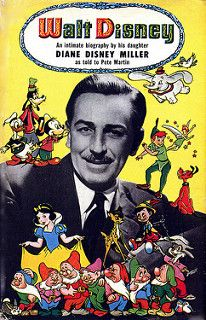 Walt Disney biography (UK edition)   by Brian Sibley