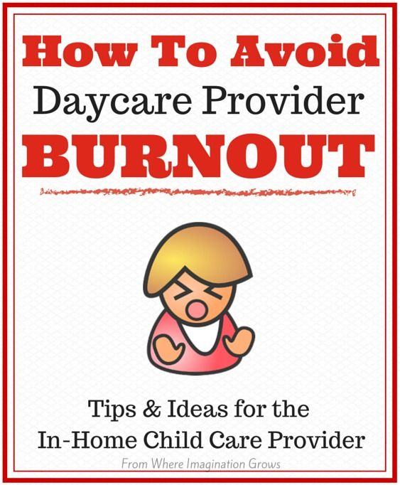 how to become a daycare provider