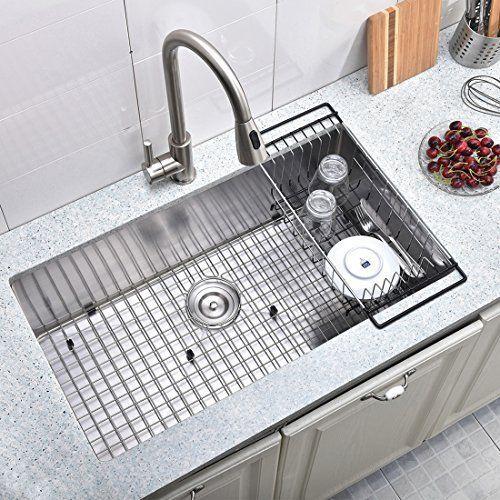 steel kitchen sink stainless