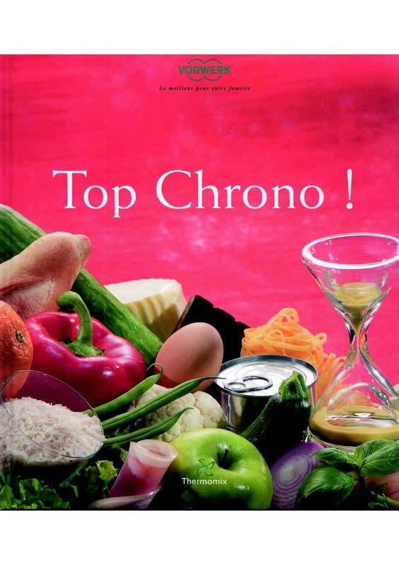 Thermomix - Top chrono