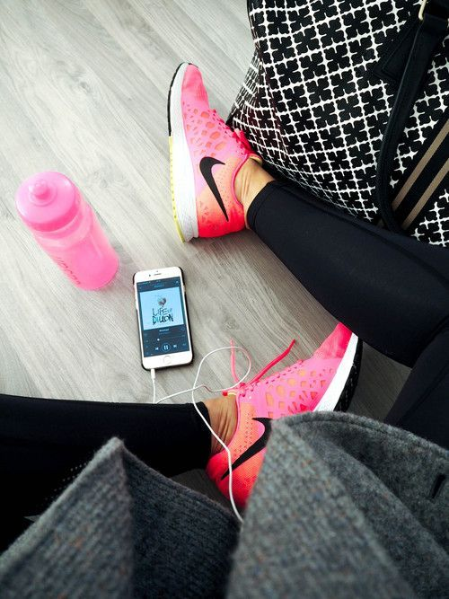 Run and run some more, all while looking incredibly stylish #MySomethingNew