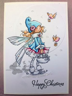 Copic Marker España: November Challenge - Anything Goes!!!
