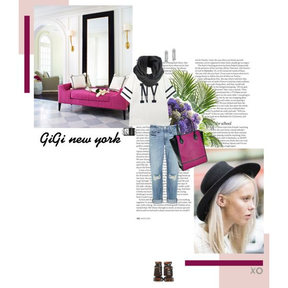 """GiGi New York"" by xoxobaby on Polyvore"