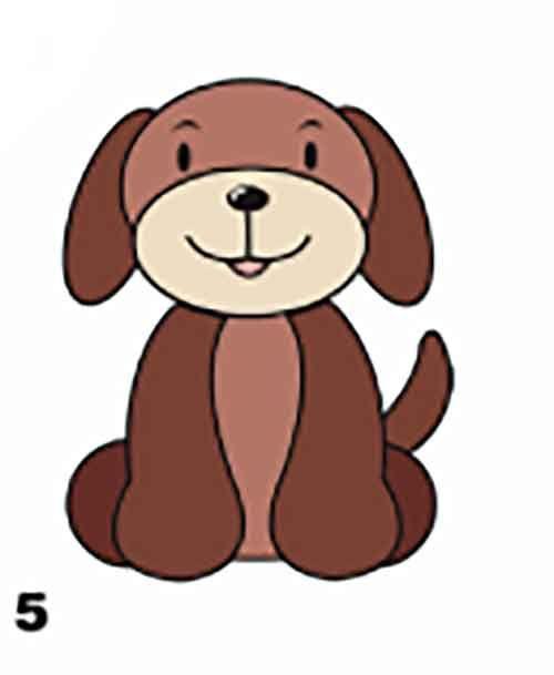 Dibujo Con Lapiz Dibujo Facil De Hacer Dibujo Facil De Hacer Como Dibujar Un Perr Perros Para Dibujar Faciles Dibujos Faciles De Hacer Como Dibujar Un Perro