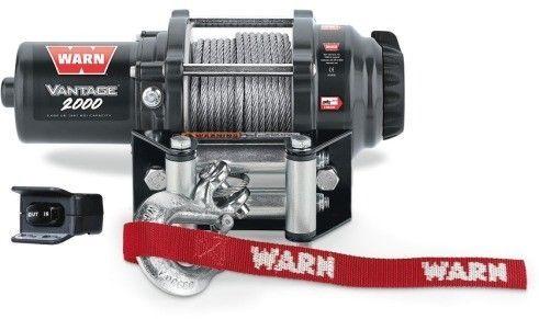 Warn Vantage 2000 Winch Wire Rope 89020 37 4470 4505 0491 619 89020 W V2000 Atv Winch Utv Winch Winches