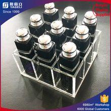 custom design acrylic lipstick display rack beauty