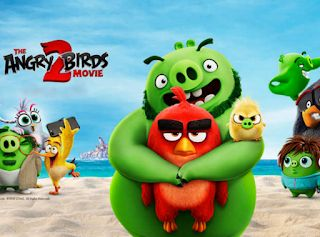 New Plant and Animal Talk: Movie Talk: Angry Birds Movie 2