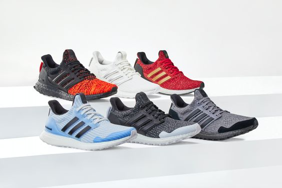 adidas UltraBOOST Game of Thrones Collection is a Must-Have