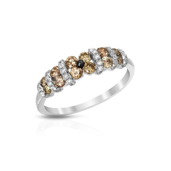 Krementz 14k Gold 3/4ct TDW Diamond Ring