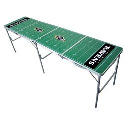 Baltimore Ravens Portable Folding Lightweight Party Table