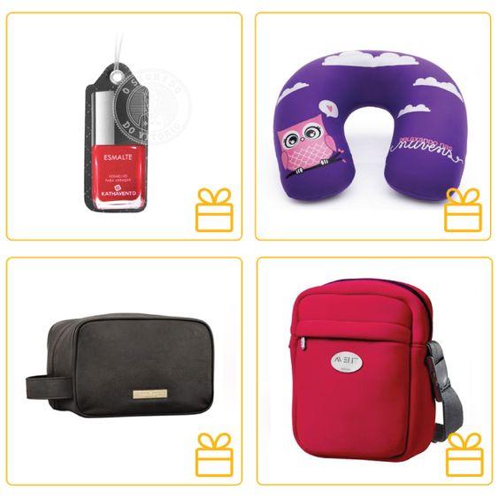 Lista com os melhores presentes para viajantes  http://blog.buscapresentes.com.br/presentes-de-viagem/presentes-para-viajantes/