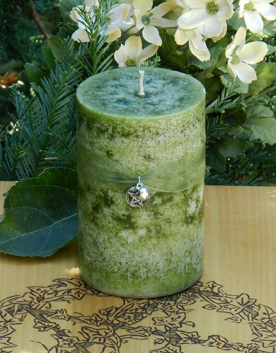 White Magick Alchemy - Witches Apple Pillar Candle . Granny Smith Apple, Fertility, Wisdom, Tree of Knowledge, Money Drawing Spell, $12.95 (http://www.whitemagickalchemy.com/witches-apple-pillar-candle-granny-smith-apple-fertility-wisdom-tree-of-knowledge-money-drawing-spell/):