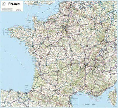 70035 France Routiere 901 Plastifiee 1 1m 100x110cm Pdf