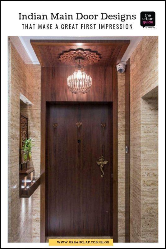 15 Indian Main Door Designs That Make A Great First Impression Main Door Design Indian Main Door Designs Door Design Modern