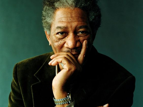 If you don't like Morgan Freeman you have serious problems