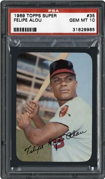 jesus alou baseball card | PSA CardFacts™