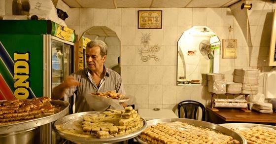 Sidon's sweet makers