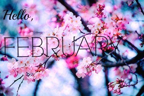 Hello #February quotes:
