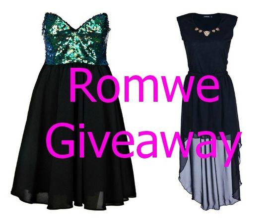 #Giveaway - Win a dress from Romwe! |Madame Keke #fashion #style