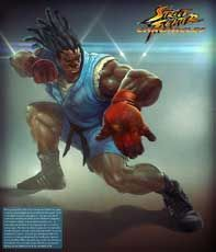 Balrog Street Fighter Chronicles