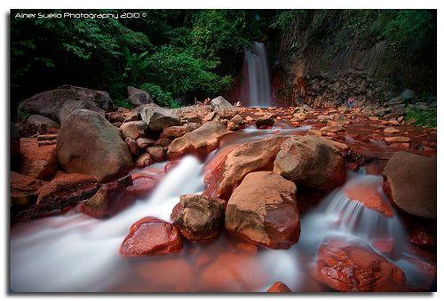 """Pulang Bato Falls"" :: Valencia Negros Oriental Philippines by alner_s, via Flickr"