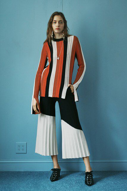 Derek Lam 10 Crosby, Look #2