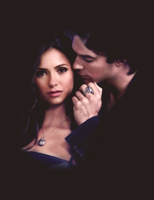 Image result for damon salvatore elena gilbert