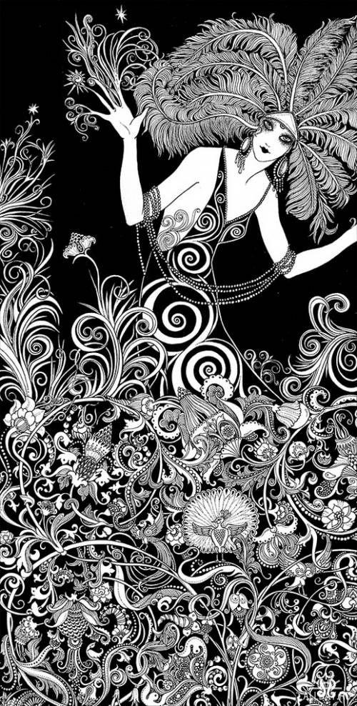Coilhouse » Blog Archive » The Fantastical Fairy Tale Art of Sveta Dorosheva