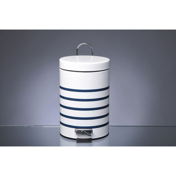 poubelle de salle de bain 3l leroy merlin