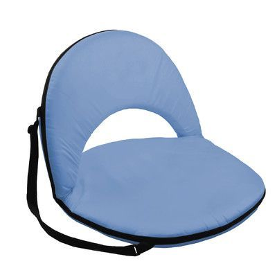 Picnic Time Oniva Seat Color: Sky Blue