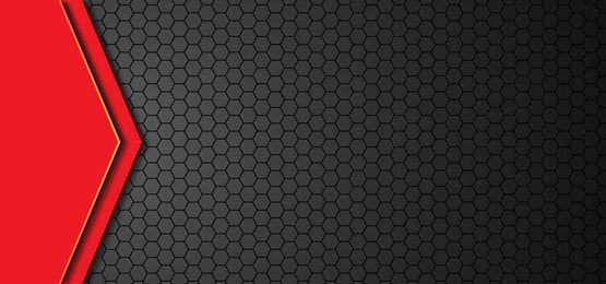 Luxury Carbon Fiber Dark Background Red And Black Background Dark Red Wallpaper Black Banner