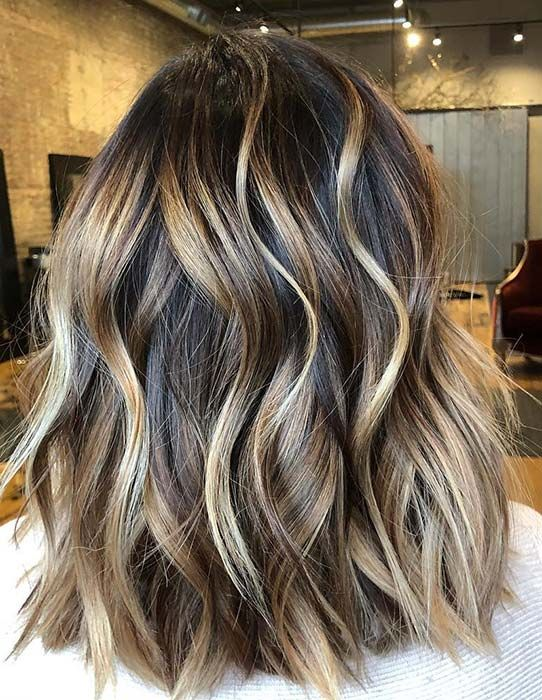 43 Best Bob And Lob Haircuts For Summer 2019 Page 4 Of 4 Stayglam Hair Styles Long Hair Styles Balayage Hair