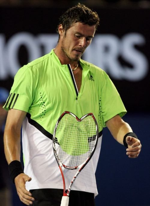 Marat Safin (smashed over 1000 racquets during his career)