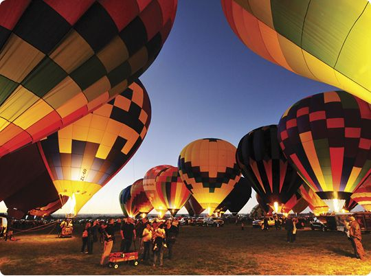 You'll get your kicks on Route 66 when you make a trip to this scenic city. With its sunny skies, fiery food, and plethora of year-round pursuits, Albuquerque proves it's worthy of much more than just a pit stop. Ready to ride?